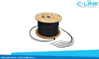 12 cores waterproof LC outdoor jumper