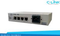2 E1/T1 over Ethernet Multiplexer Huahuan (H0FL-ETHMUX V802) C-LINK Phân Phối