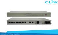 8 E1/T1 Over Ethernet Multiplexer Huahuan (H0FL-EthMux V8) C-LINK Phân Phối
