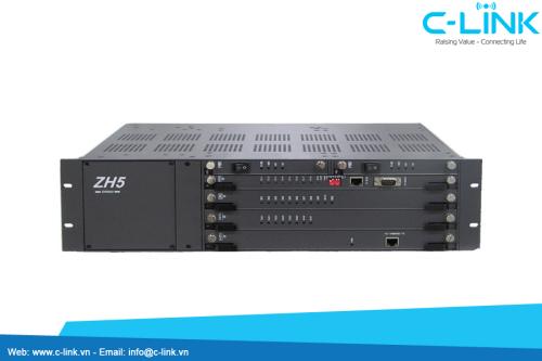 Bộ Tách Ghép Kênh PCM Multiplexer Huahuan (H5002) C-LINK Phân Phối