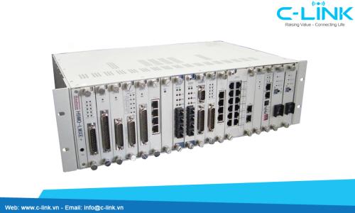 Bộ Ghép Kênh Quang SDH/MSPP Và PCM STM-1/STM-4/STM-16 Huahuan (H9MO-LMXE+)