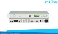 Bộ Ghép Kênh Quang SDH STM-1 (4E1+2FE+V.35, with LCD) Huahuan (H9MO-LMT) C-LINK Phân Phối