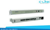 Bộ Ghép Kênh Quang SDH Terminal Multiplexer (4, 8E1 + 0, 4FE + 0, 1V.35) Huahuan (H9MO-LMAT) C-LINK Phân Phối