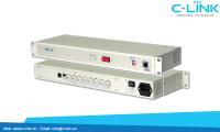 Bộ Ghép Kênh Quang STM-1 SDH/MSPP Access Device (4E1 + 2Eth) Huahuan (H9MO-LMN) C-LINK Phân Phối