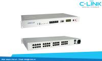 Bộ Gép Kênh Quang STM-1 SDH/MSPP TM Multiplexer (63E1) Huahuan (H9MO-LM63) C-LINK Phân Phối
