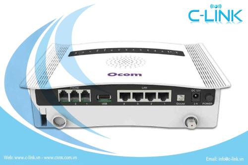 CFE FTTH OCOM (ONU6665) C-LINK Phân Phối