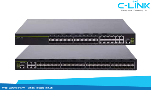 Dual Stack 10G Ethernet Optical Routing Switch DCN DCRS 5960F C-LINK Phân Phối