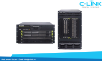 Dual Stack Core Routing Switch DCN (DCRS-7600 Series) C-LINK Phân Phối