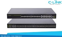 Dual Stack Optical Ethernet Switch DCN (DCRS-5750F) C-LINK Phân Phối