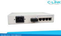 Ethernet Over 8 E1 Converter DYSFO (H0FL-S08100SF/SN) C-LINK Phân Phối