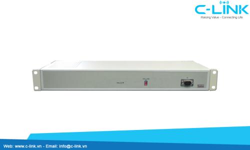 Ethernet Over 8 E1 Converter Huahuan (H0FL-08100S) C-LINK Phân Phối