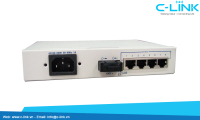 Ethernet Over 8 E1 Converter ZHT (PC-08100/F08100) C-LINK Phân Phối