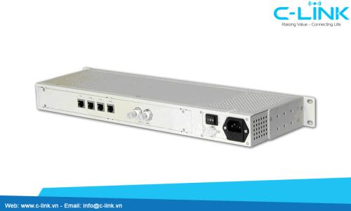 Ethernet over E3/DS3 converter Huanhuan (H0FL-E3100S) C-LINK Phân Phối