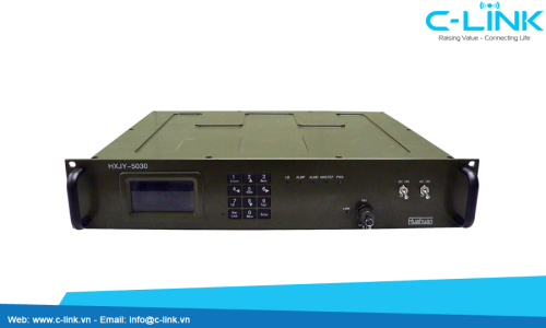 Military grade PCM Multiplexer Huahuan (XJY-5030) C-LINK Phân Phối