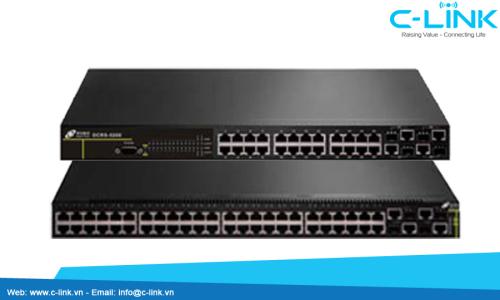 Dual Stack Ethernet Switch DCN (DCRS-5650) C-LINK Phân Phối