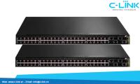 Switch Truy Cập Thông Minh 8 Cổng FE / 24 Cổng FE + 2 Compo / 4 Compo DCN (DCS-3950 Series) C-LINK Phân Phối