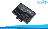 Bộ Chuyển Đổi 2 Cổng RS485/422 Sang Ethernet TCP/IP UTEK (UT-6602M) C-LINK Phân Phối