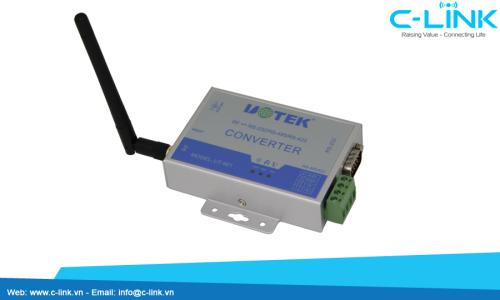 Bộ Chuyển Đổi RF wireless Sang RS-232 UTEK (UT-901) C-LINK Phân Phối