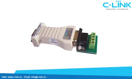 Bộ Chuyển Đổi RS-232 Sang RS-485 UTEK (UT-201) C-LINK Phân Phối