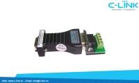 Bộ Chuyển Đổi RS-232 To CANBUS UTEK (UT-2501) C-LINK Phân Phối