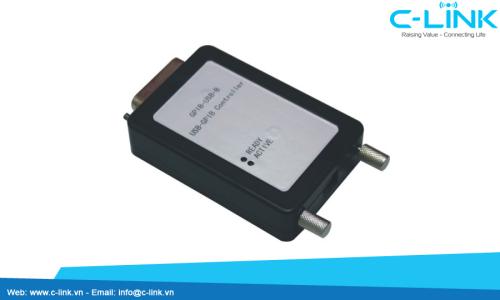 Bộ Chuyển Đổi USB Sang IEEE488 GPIB UTEK (UT-488) C-LINK Phân Phối