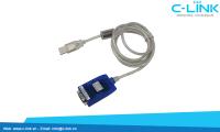 Bộ Chuyển Đổi USB Sang RS232 UTEK (UT-880) C-LINK Phân Phối