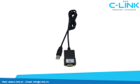 Bộ Chuyển Đổi USB Sang RS-485/422 UTEK (UT-850A) C-LINK Phân Phối