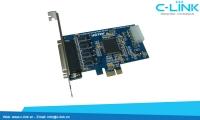Card PCI Ra 4 Cổng RS-232 Công Nghiệp UTEK (UT-784) C-LINK Phân Phối