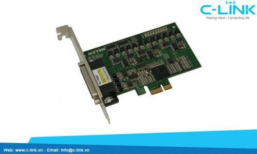 Card PCI Ra 4 Cổng RS-485/422 UTEK (UT-794) C-LINK Phân Phối