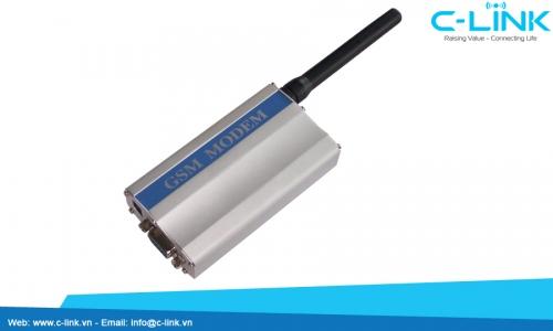 Dual-band GSM modem, EGSM900/1800Mhz or EGSM900/1900MHz UTEK (UT-2355) C-LINK Phân Phối