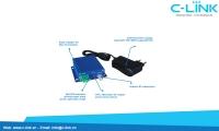 FTTH1085 Optical Receiver ZHT (FTTH1085) C-LINK Phân Phối