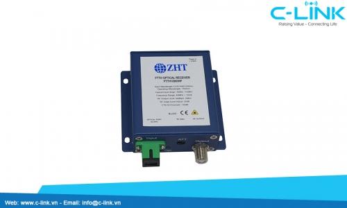 FTTH1095/WF Optical Receiver ZHT (FTTH1095/WF) C-LINK Phân Phối