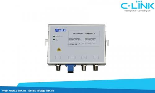 FTTH2000S Single fiber Bi directional Optical Receiver ZHT (FTTH2000S) C-LINK Phân Phối