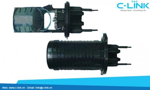 Măng xông quang mũ chụp 3in-3out C-LINK Phân Phối