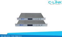 Khuếch Đại Built-Front Power Amplifiers For Engine Room ZHT (OFA-BPA-001) C-LINK Phân Phối