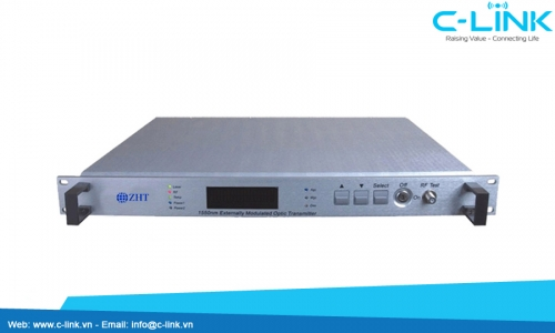 OTE-OT-001 1550nm Optical Transmitter C-LINK Phân Phối