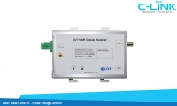 SOT100R Satellite Optical Receiver ZHT (SOT100R) C-LINK Phân Phối