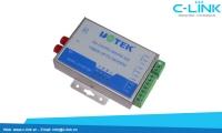 Bộ chuyển đổi RS-232/422/485 sang quang Single mode 60KM UT-2377SM C-LINK Phân Phôí