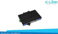 Bộ chuyển đổi quang điện 10/100M công nghiệp UT-2571 C-LINK phân phối