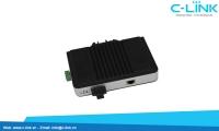 Bộ chuyển đổi quang điện 10/100M công nghiệp UT-2671 C-LINK Phân Phối