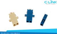 Đầu nối quang LC C-LINK Phân Phối