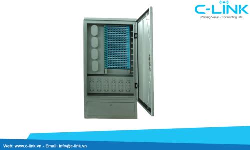 Tủ tập trung 288 core C-LINK Phân Phối