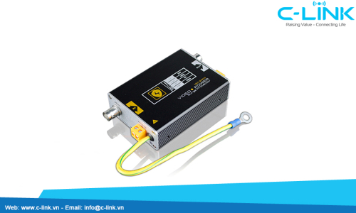2 in 1 Surge Protector ZHT (VSP201PV220) C-LINK Phân Phối