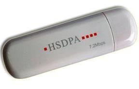 HSDPA 7.2 Mbs