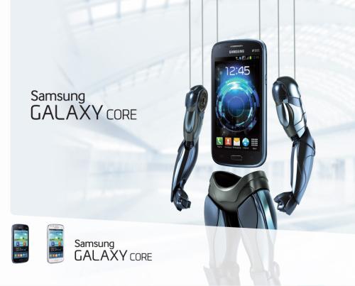 Samsung Galaxy Core Duos I8262 a