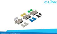 FC-SC-Duplex-Fiber-optical-Adapter