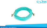 LCPC12CoresOM3MultimodeFiberPatchCords