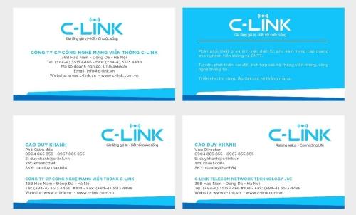NameCard C-link