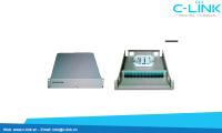 Hộp phối quang FTTH OTB 24 core DYSFO (ODF-RF-24) C-LINK Phân Phối