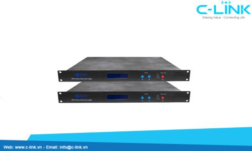 1550nm Erbium-Doped Fiber Amplifier ZHT (OTE-EFA-001 ) C-LINK Phân Phối